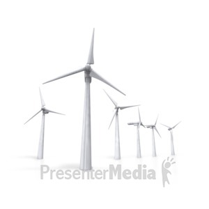 3d wind turbine clipart picture Nature Energy Wind Turbine - Signs and Symbols - Great Clipart for ... picture