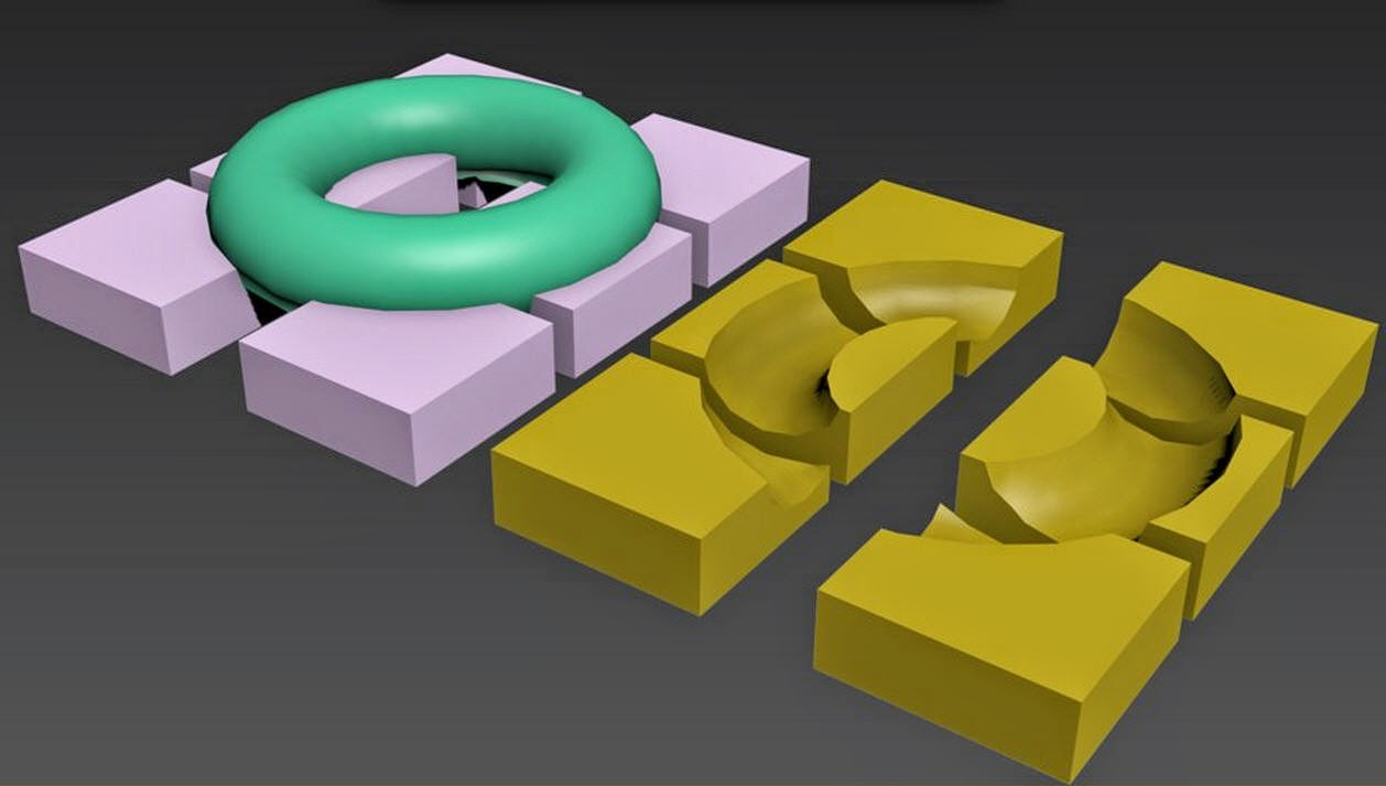 Download MultiMesher 2.0 for 3ds Max - Plugins Reviews and ... clip download