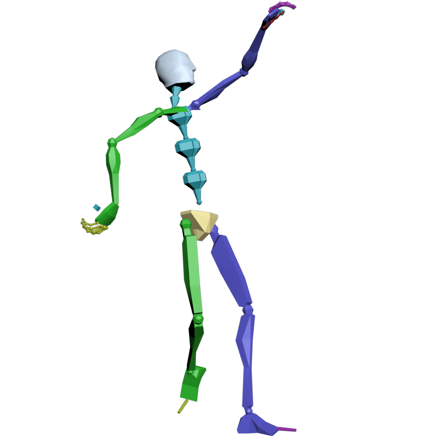BIP] Death Animations: 3D Character Animation Pack - 3ds Max – MoCap ... svg transparent library
