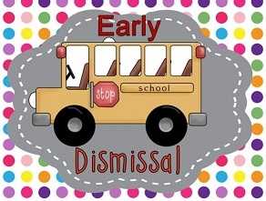 3-hour early dismissal clipart image royalty free download Early Dismissal – / at : pm – Harmony Science Academy – Katy image royalty free download