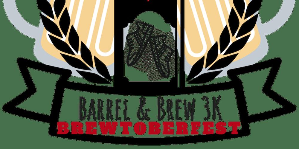 3k fun run clipart free banner royalty free download Barrel & Brewtoberfest - 3K Fun Run with Oktoberfest! banner royalty free download