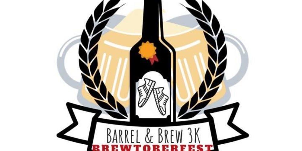 3k fun run clipart free banner free stock Barrel & Brew 3K Fun Run & Beer Fest banner free stock
