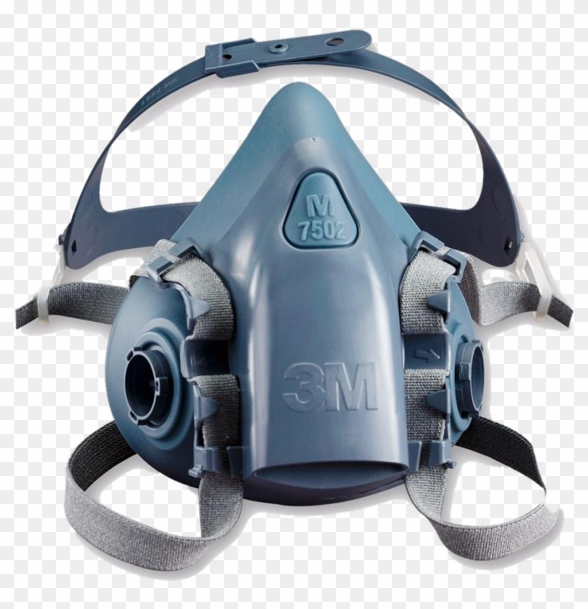 3m half face respirator clipart banner 3mtm Series 7500 Half Mask - 3m 7500 Respirator Png, Transparent Png ... banner