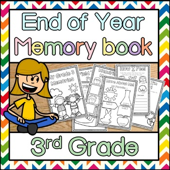 3rd grade memories clipart image royalty free download 3rd Grade End Of Year Memory Book image royalty free download