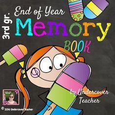 3rd grade memories clipart jpg free 48 Best End of School Teaching Resources images in 2019 | Teacher ... jpg free