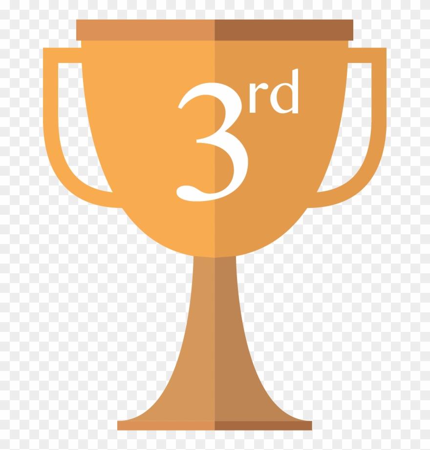 3rd place clipart png transparent Clip Art Images - 3rd Place - Png Download (#1843518) - PinClipart png transparent