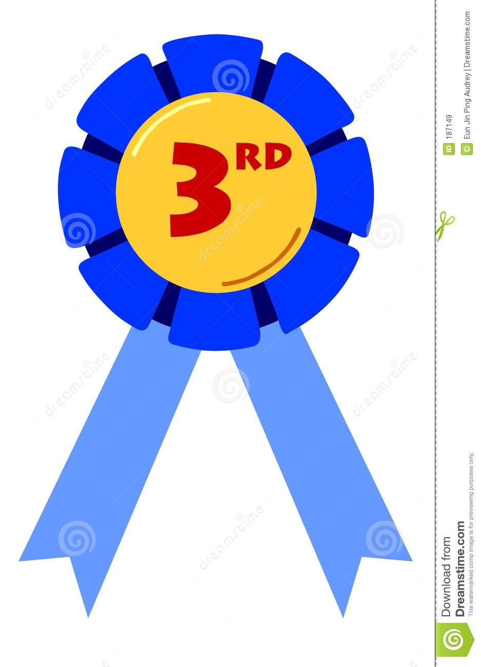 3rd place ribbon clipart 4 » Clipart Portal picture transparent