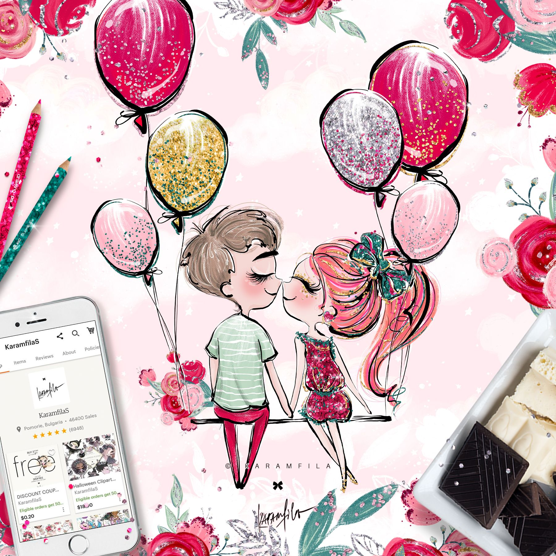 4 20 day clipart svg free stock Valentine Clipart | Scrapbook in 2019 | Clip art, Valentines day ... svg free stock