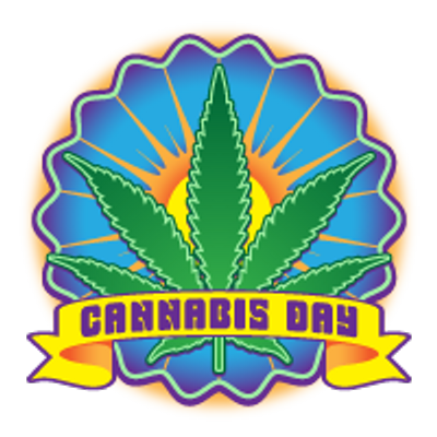 4 20 day clipart banner black and white Cannabis Day 4/20 (@intcannabisday) | Twitter banner black and white