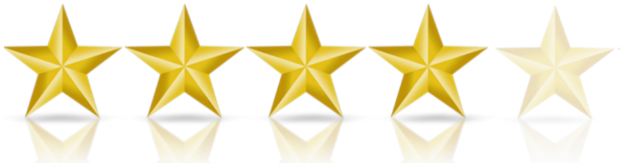 4 5 star clipart clip freeuse 4-stars-clipart-7 | GlobalTravel.com clip freeuse