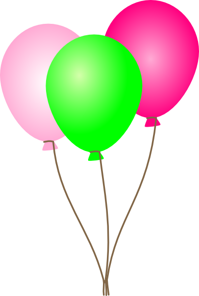4 balloons clipart graphic transparent library Purple balloons clipart 4 – Gclipart.com graphic transparent library