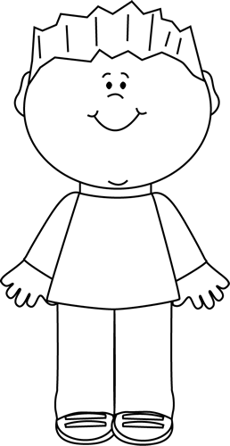 Kid waving bye black and white clipart vector royalty free library Black and White Happy Boy | Clip art | Boy images, Coloring pages ... vector royalty free library