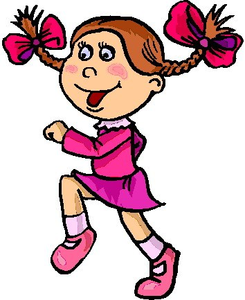 4 girls walking clipart clip transparent library Clipart girl walking 4 » Clipart Portal clip transparent library