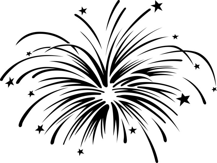 4 of july clipart silhoute graphic Free Disney Fireworks Silhouette, Download Free Clip Art, Free Clip ... graphic