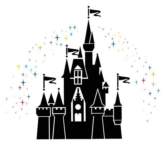 4 park disney logo clipart picture transparent download 17 Best ideas about Disney Castle Silhouette on Pinterest | Disney ... picture transparent download