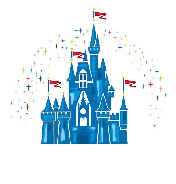 4 park disney logo clipart jpg black and white download Disney theme park clipart - ClipartFest jpg black and white download