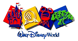 Disney world logo clipart - ClipartFox clipart black and white stock