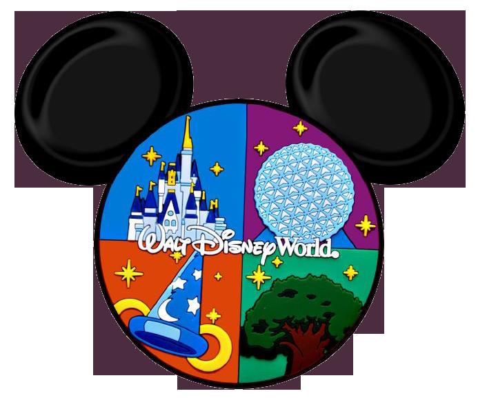 4 park disney logo clipart.  clipartfest parks mickey