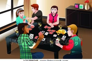 4 people playing cards clipart clip royalty free People playing cards clipart 4 » Clipart Portal clip royalty free