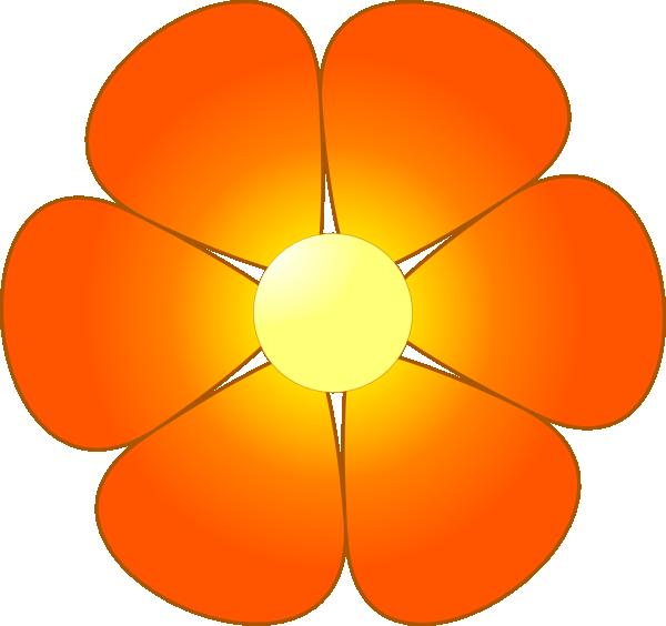 4 petal flower clipart clip art free download 6 petal flower clipart ... | mosaic | Pinterest | Flower clipart and ... clip art free download