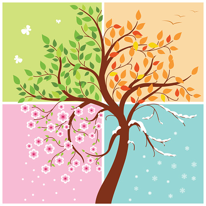 4 seasons images clipart clip freeuse download Free Four Seasons Cliparts, Download Free Clip Art, Free Clip Art on ... clip freeuse download
