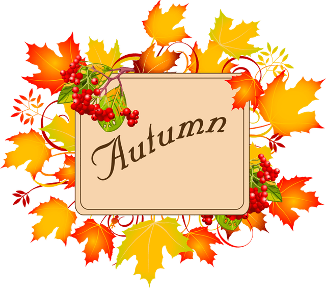 4 seasons tree clipart image free stock Colorful Clip Art For The Fall Season: Autumn Sign | clipart ... image free stock