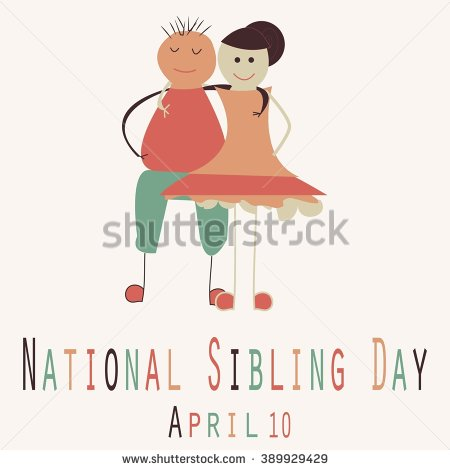 Sibling stock images royalty. 4 siblings clipart 3 boys 1 girl