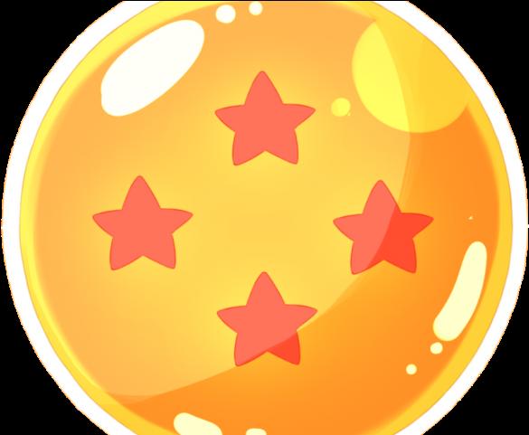 4 star dragonball clipart vector transparent download Dragon Ball Clipart 4 Star - 4 Star Dragon Ball Png , Transparent ... vector transparent download