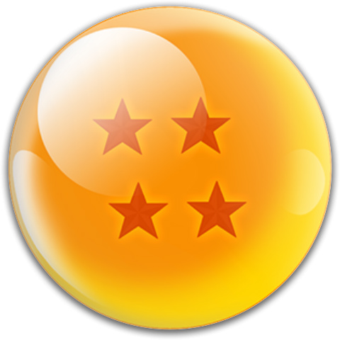 4 star dragonball clipart banner freeuse download 4 Star Ball Dynamic Discs Fuzion Judge Putter Disc - Designed By ... banner freeuse download