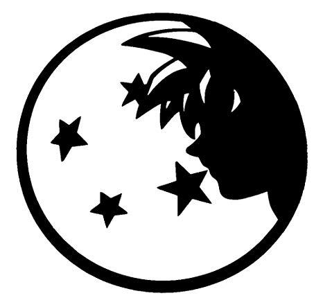 4 star dragonball clipart clip freeuse Amazon.com: DBZ 4.5\