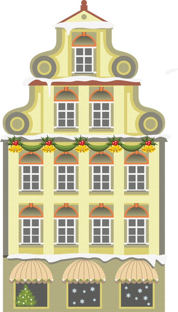 House architectural styles clipart png royalty free library 007.png | Pinterest | Christmas villages, Clip art and Doll houses png royalty free library
