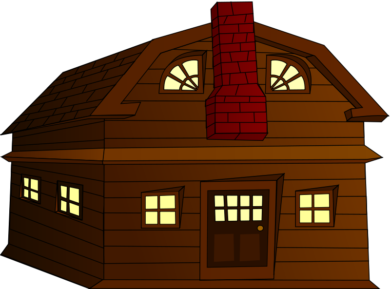 Animated house clipart clipart freeuse stock Free Haunted House Clipart, 1 page of free to use images clipart freeuse stock