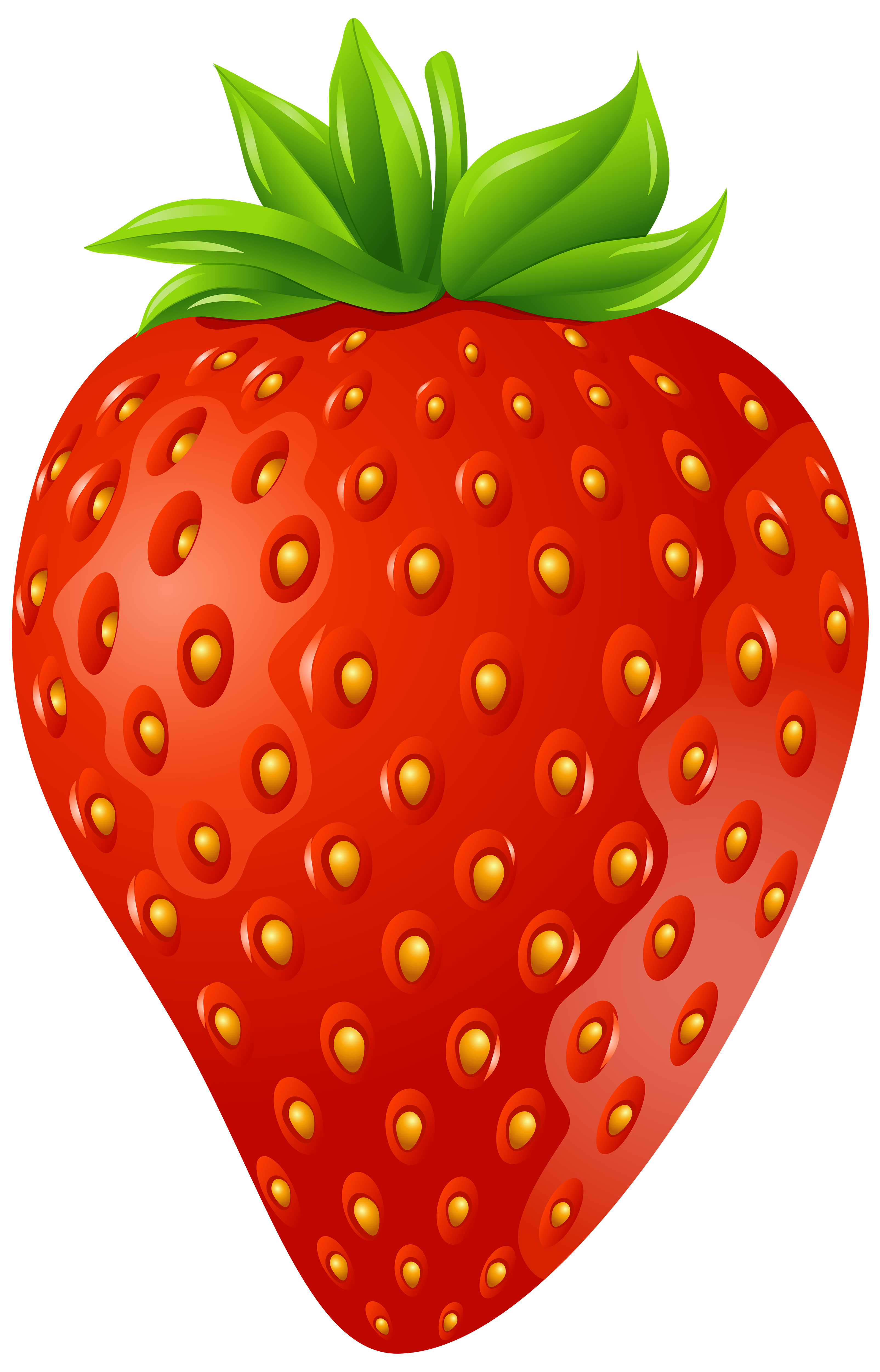 4 strawberries clipart graphic library stock Strawberry clip art free clipart images 4 - ClipartPost graphic library stock