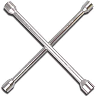 4 way wrench clipart freeuse stock Amazon.com: Performance Tool W2 Black 14\