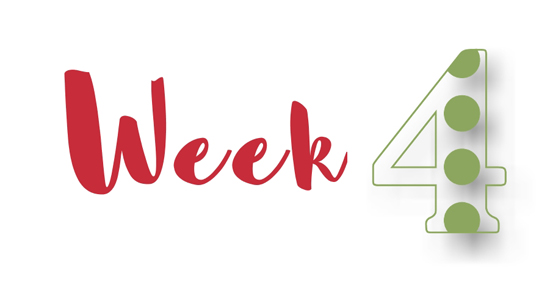 4 weeks clipart graphic free download 12 Weeks of Christmas – Week 4   The Paper and Stamp Addict graphic free download