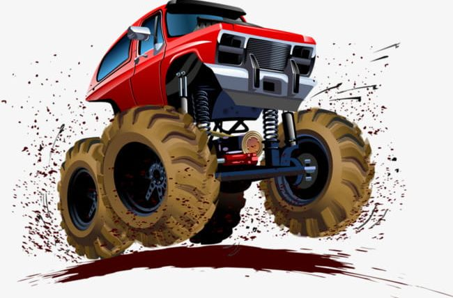 4 wheel drive clipart svg black and white library Off-road Four-wheel Drive PNG, Clipart, Car, Cartoon, Drive, Drive ... svg black and white library