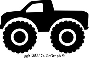 4 wheel drive clipart banner transparent library Four Wheel Drive Clip Art - Royalty Free - GoGraph banner transparent library