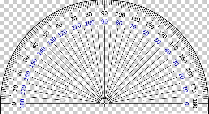40 6 degree angle clipart jpg download Protractor Ruler Angle Mathematics Measurement PNG, Clipart, Angle ... jpg download