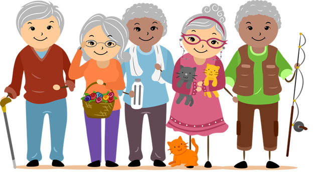 40 aging clipart clipart freeuse library Free Older Adult Cliparts, Download Free Clip Art, Free Clip Art on ... clipart freeuse library