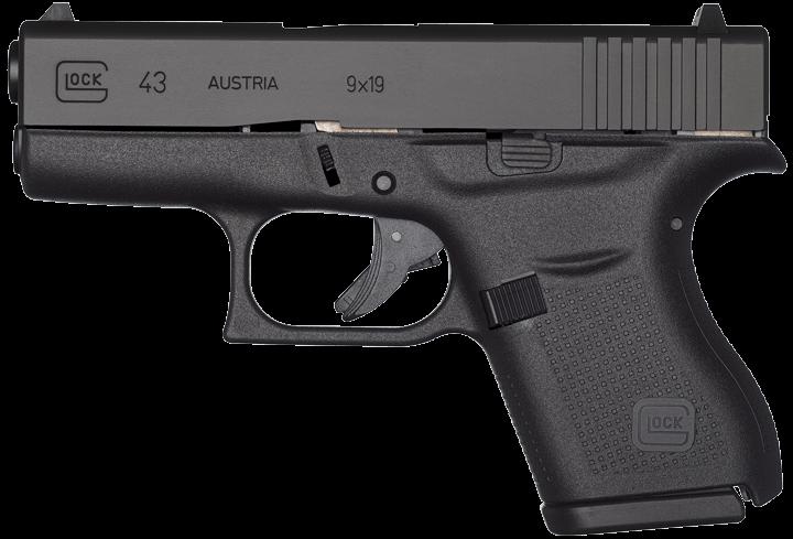 40 glock bullet clipart vector stock G43 Single Stack 9mm Pistol - Slimline Pistol | GLOCK vector stock
