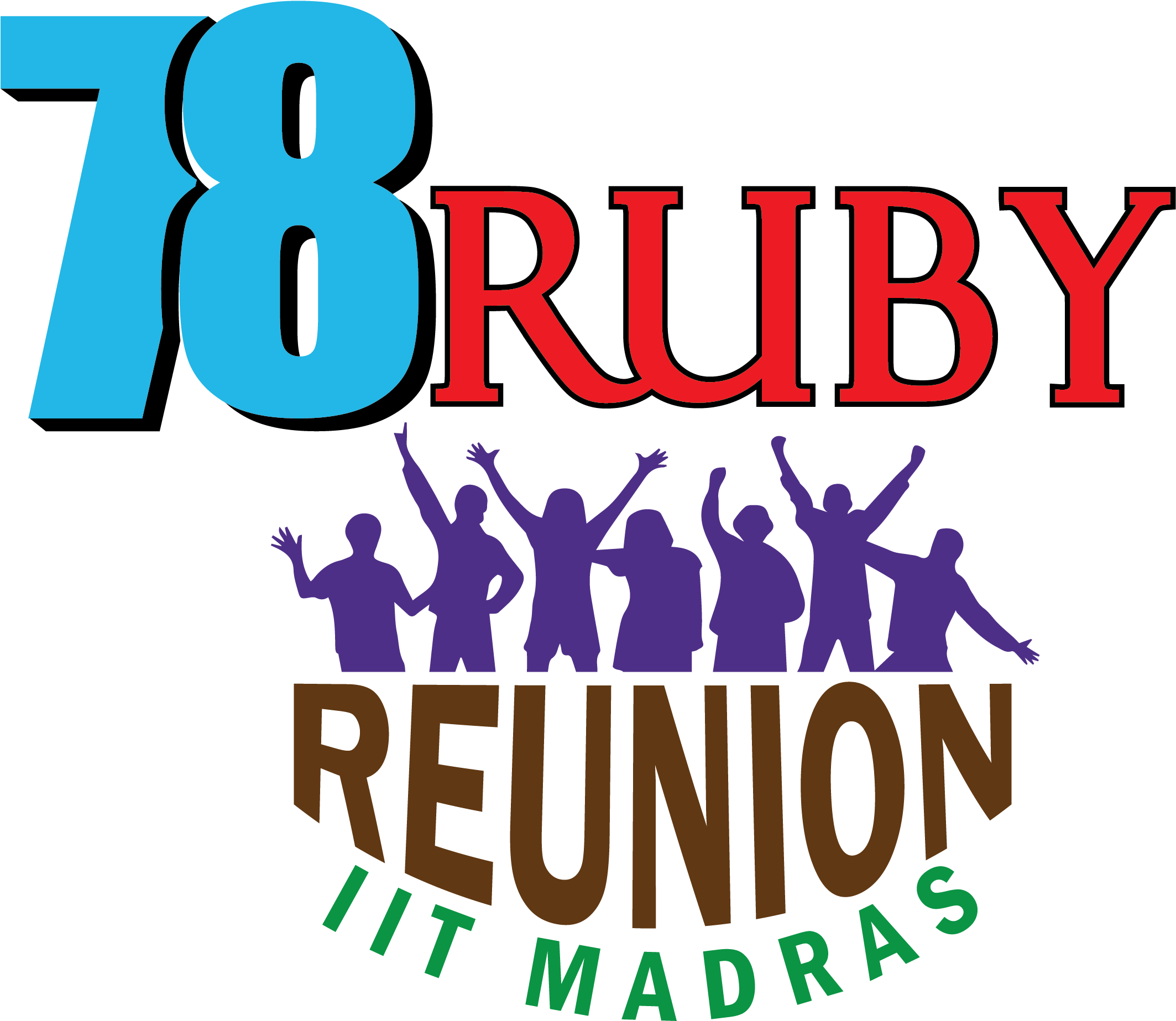 Class reunion clipart royalty free stock Let\'s Reunite - Family Reunion Clipart - Full Size Clipart (#3847305 ... royalty free stock
