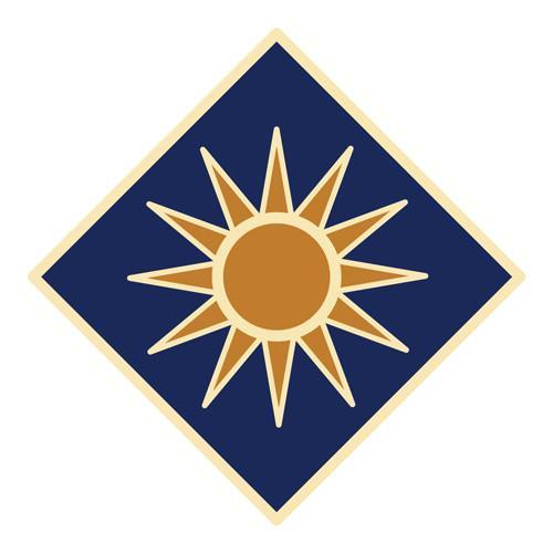 40th infantry division clipart clip free CSIB Sticker - 40th Infantry Division Decal clip free