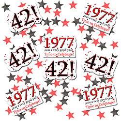 year specific parties party supplies - 1977 png freeuse stock