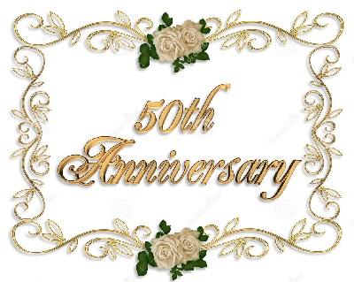 42nd wedding anniversary clipart jpg royalty free stock 50th wedding anniversary gifts - Impress her jpg royalty free stock