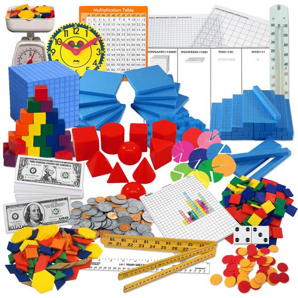 45 50 fraction clipart freeuse download Saxon Math Intermediate 3 Manipulative Kit, Rainbow Resource Center ... freeuse download