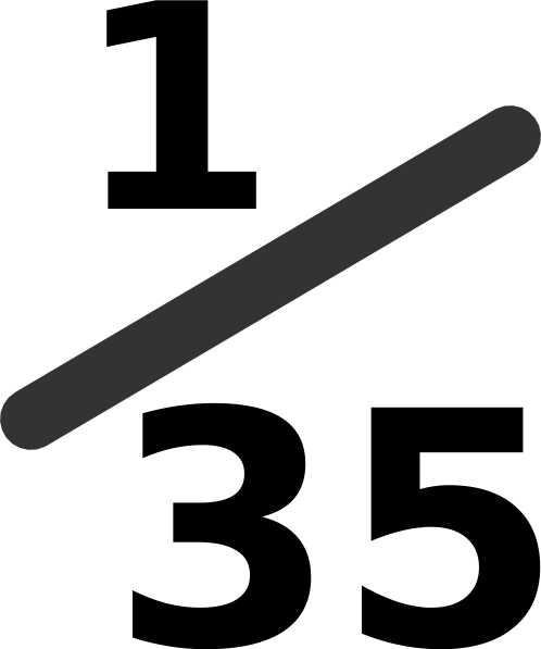45 50 fraction clipart png download Fraction Clipart | Free download best Fraction Clipart on ClipArtMag.com png download