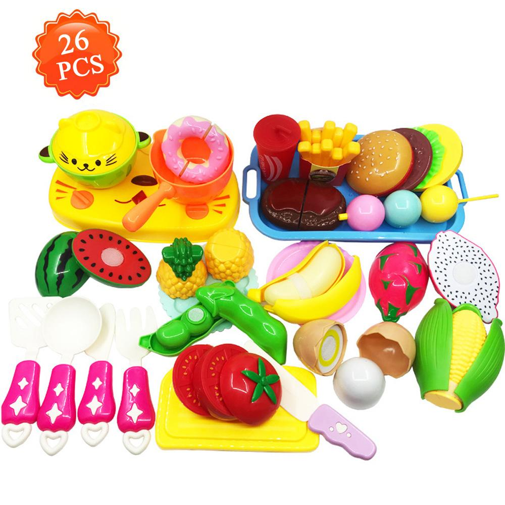 4-5 nutrition toys clipart banner freeuse library Cutting Cooking Food Sets Pretend Play Kitchen Kits Toy Early Development  Learning Birthday Gifts for Ages 2 3 4 5 Year Old banner freeuse library