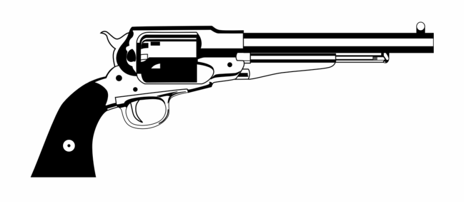 45 pistol clipart clip art free stock Free Image On - Colt Revolver Clipart Free PNG Images & Clipart ... clip art free stock