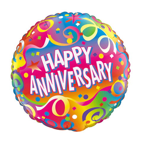 Work anniversary free clipart graphic black and white download Free Happy Anniversary Clip Art Pictures - Clipartix graphic black and white download