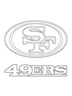 49ers black and white clipart svg freeuse download Free 49Ers Cliparts, Download Free Clip Art, Free Clip Art on ... svg freeuse download